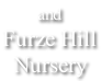 and Furze Hill Nursery